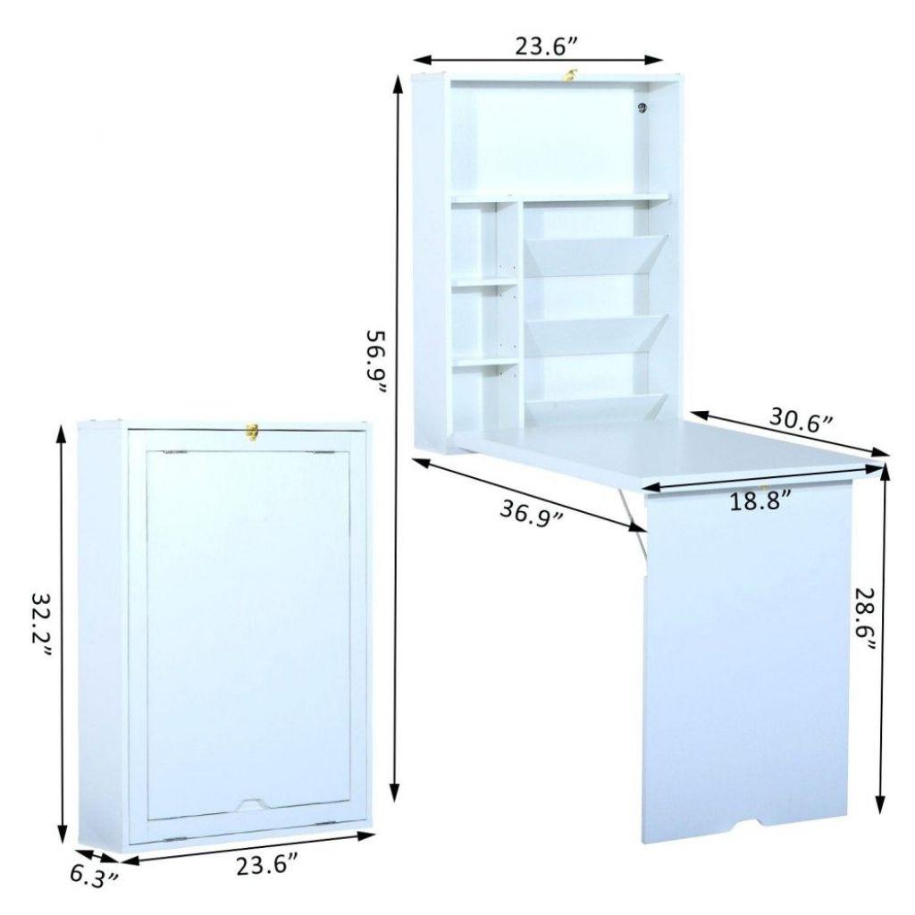 Diy Fold Away Desk Amstudio52 In Folding Wall Desk Plans