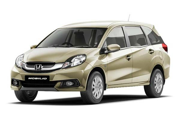 Look For The Honda Mobilio Price In India Starting With 6 4 Lakh