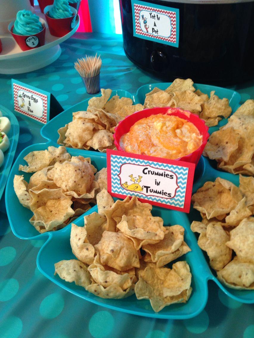 Pin On Noah S 1st Birthday Seuss Style