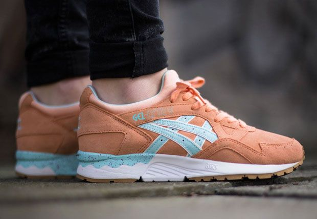An On-Foot Look at the Asics Gel Lyte V