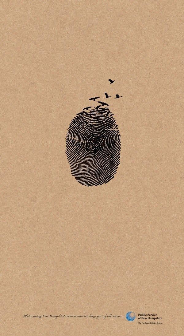 Fingerprint | Tattoo | Fingerprint tattoos, Freedom ...