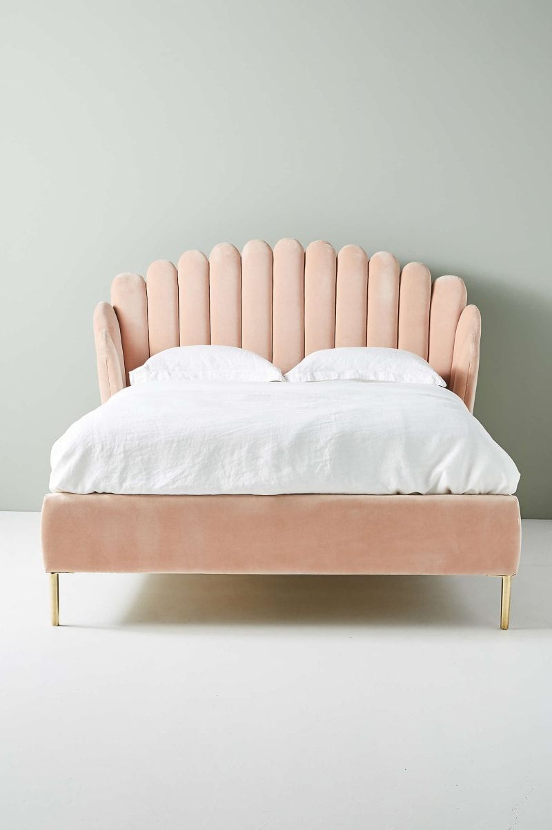 Best Products From Anthropologie Fall Collection 2018 Bed Frame Headboard Bedroom Furniture 640 x 480
