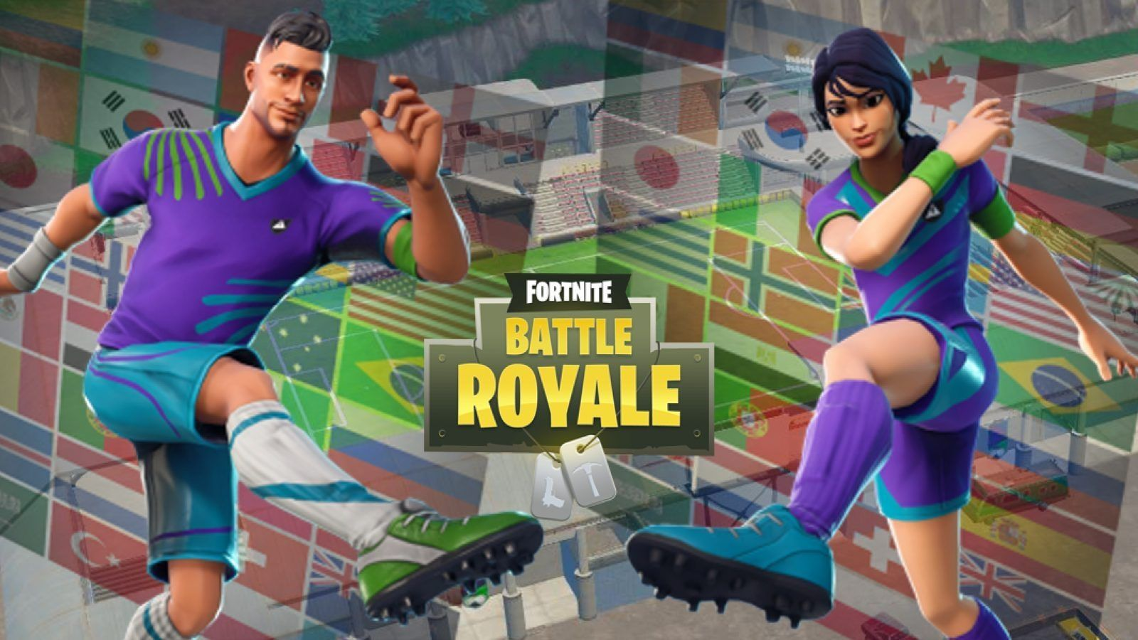 Fortnite World Cup Skin Wallpaper Fortnite Soccer Skins Wallpapers Wallpaper Cave Di 2020
