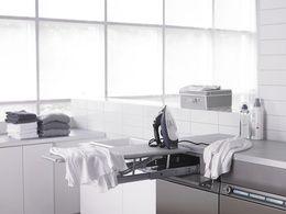 Strykebrett Uttrekk Modern Laundry Rooms Laundry Room