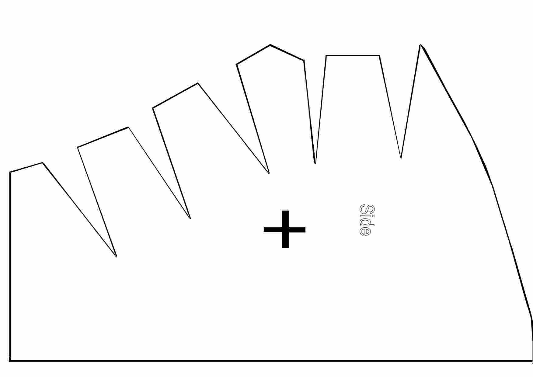 pattern_turban_side.jpg (1752×1239) | Costura | Pinterest | Turbante ...