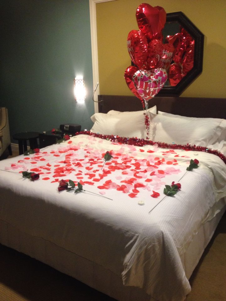 surprised my wife on valentine 39 s day valentine 39 s day