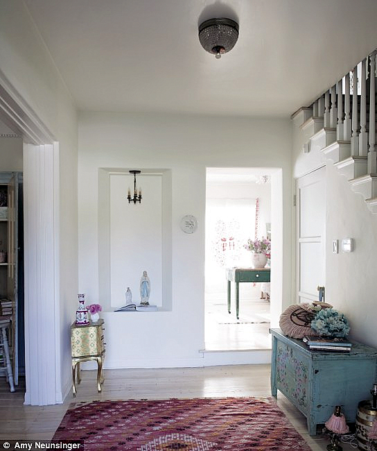 Rachel Ashwell S Home In La Image Amy Neunsinger