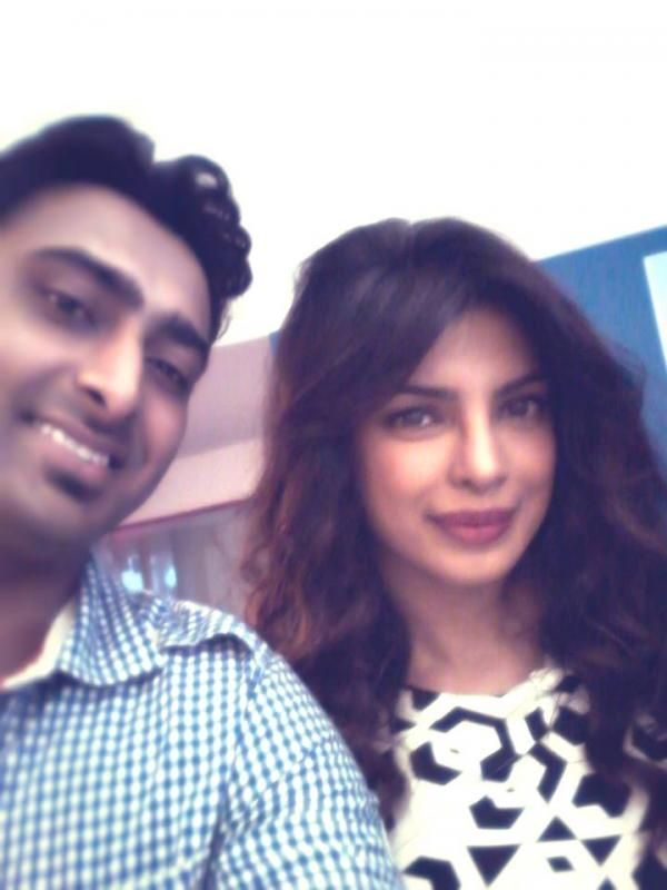 Priyanka and Ram Charan promote Zanjeer in Delhi | PINKVILLA