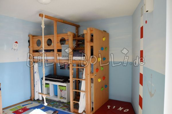 Climbing Wall Bunk Bed In 2019 Kids Bedroom Kids Room