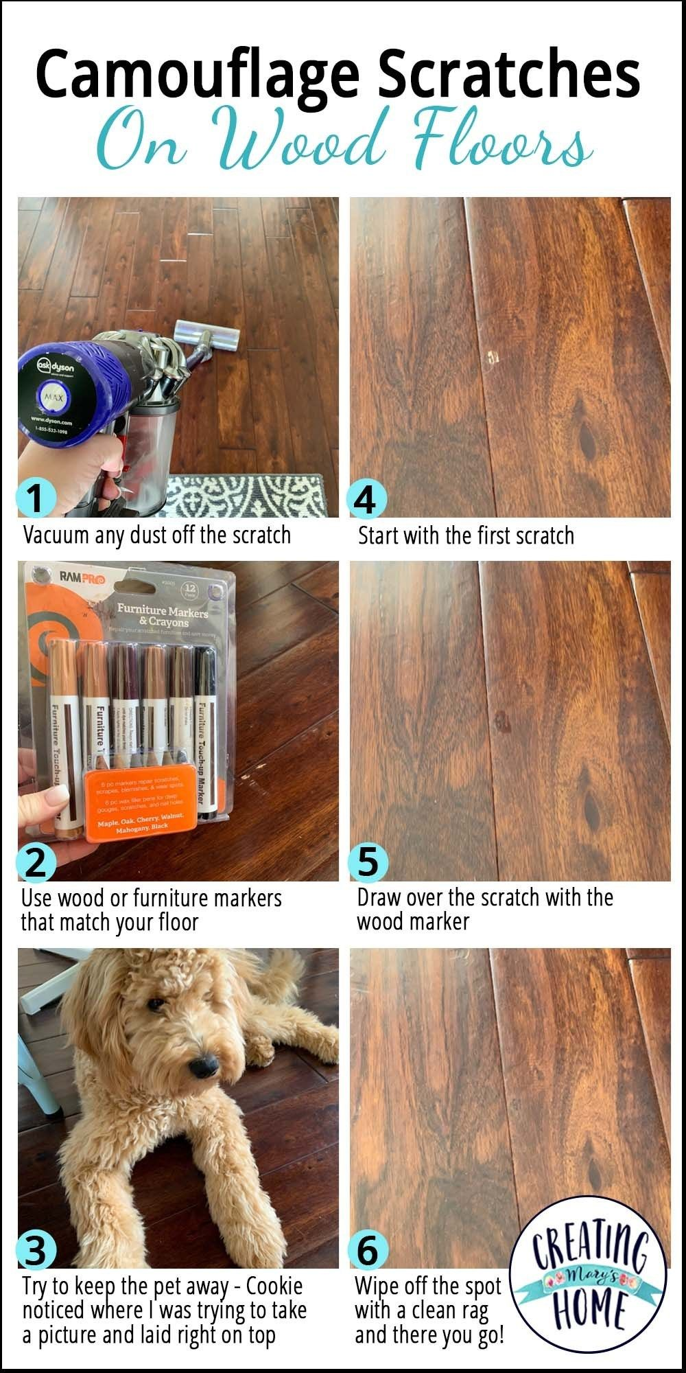Wood Floors Care Cleaning