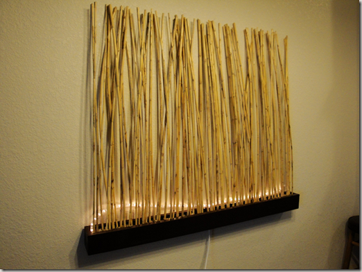 Infuse An Asian Vibe With Diy Bamboo Wall Decor Bamboo Wall
