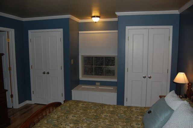 Master Bedroom Closet Addition Indianapolis Indiana Remodel