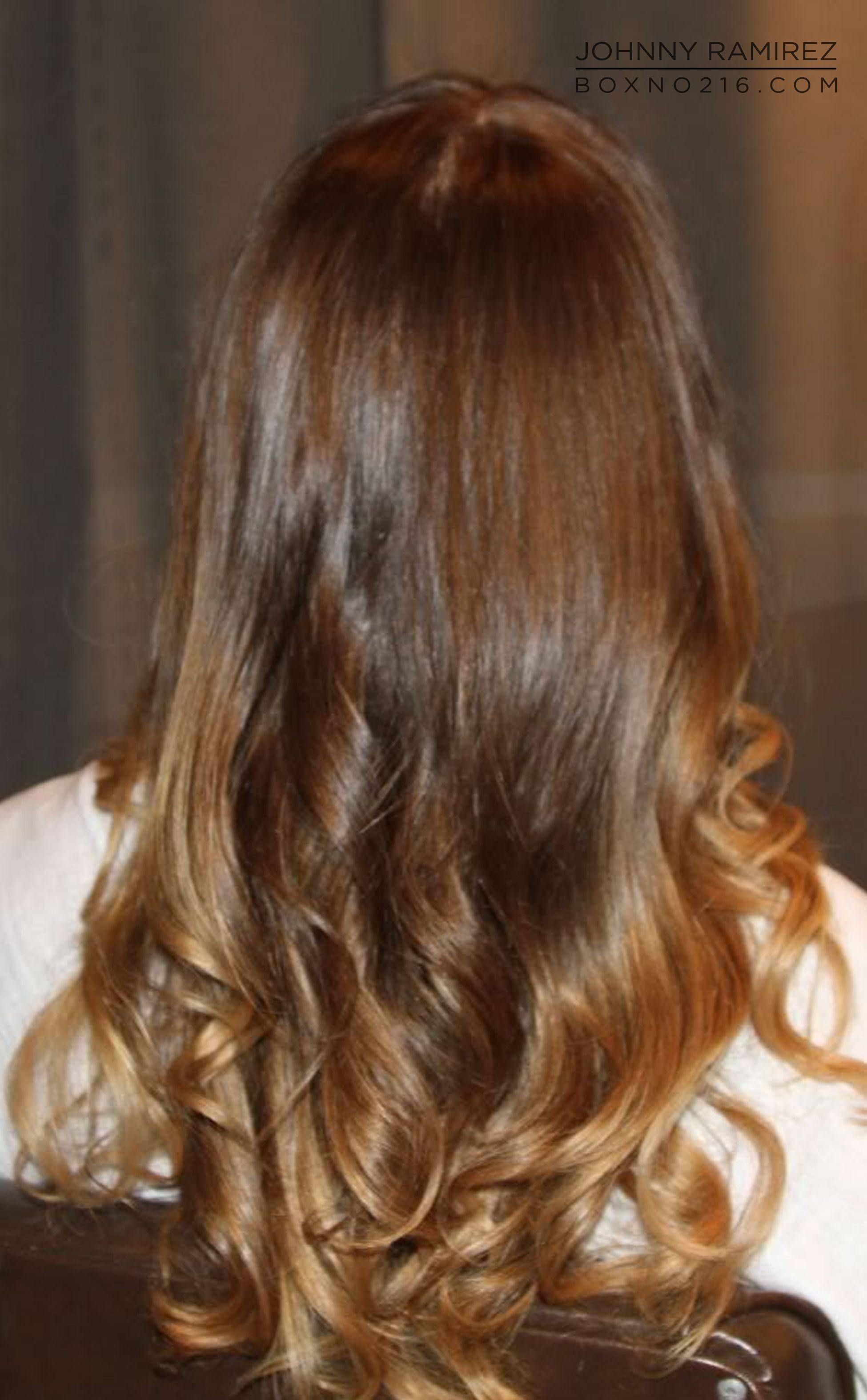 Box No. 216 Color By Johnny Ramirez For appointments: mailto:johnnyramirezcolor@gmail.com or call 310-775-561 #bestsalon #hair #beverlyhills #johnnyramirez #haircolor #colorist