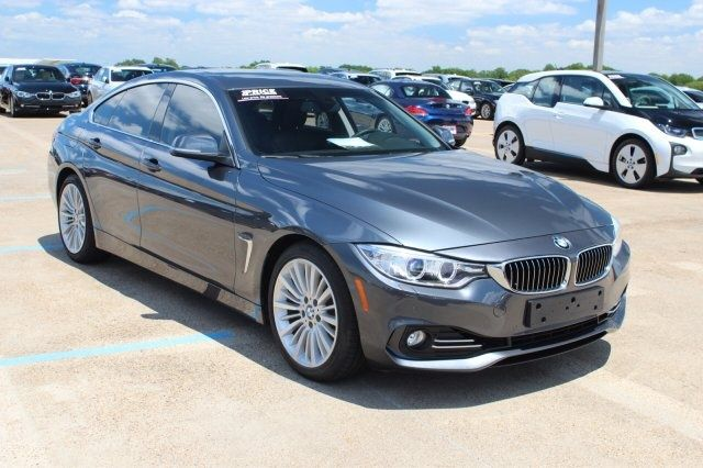 Used 2015 Bmw 428 Gran Coupe For Sale Dallas Tx Bmw Gran Coupe Coupe