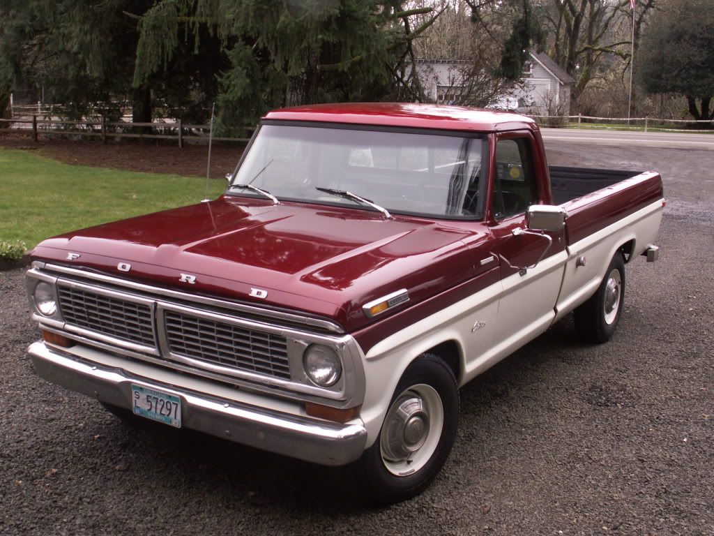 1972 Ford Truck F 100 Explorer Pick Up Ford Trucks Ford Pickup