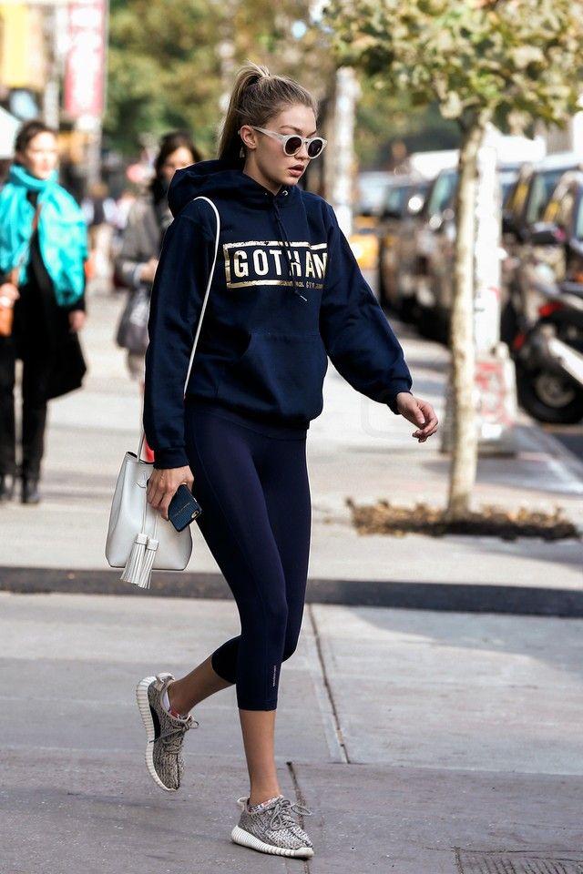 3d0164ea56d7 Gigi Hadid wearing Sicky Eyewear CS X S10 Sunglassed