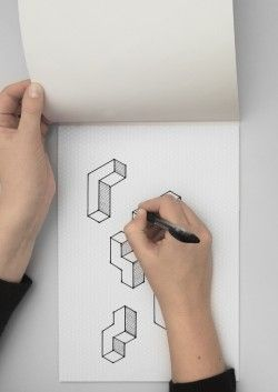 Isometric Drawing With Support From Whitelines  Product Design
