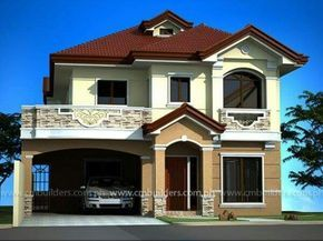 Modern house philippines elevation simple interior design paint also pin by ulyses ad on in pinterest rh