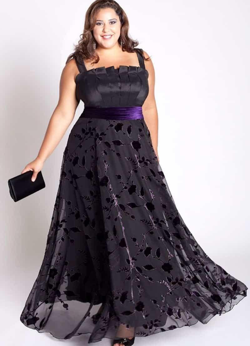 موديلات فساتين سهرة للبدينات مودرن وشيك Plus Size Gowns Plus Size Dresses Fashion