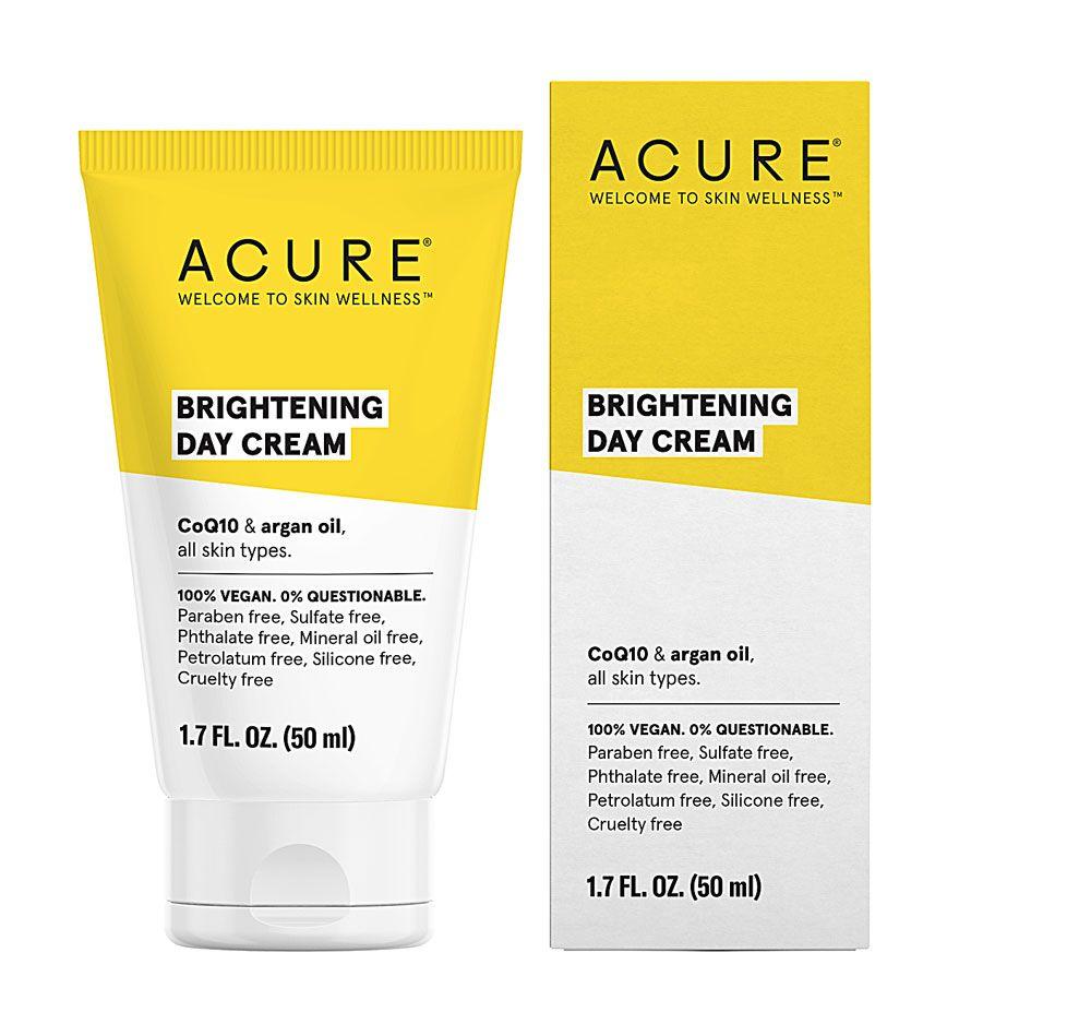 Acure Brightening Day Cream -- 1.7 Fl Oz