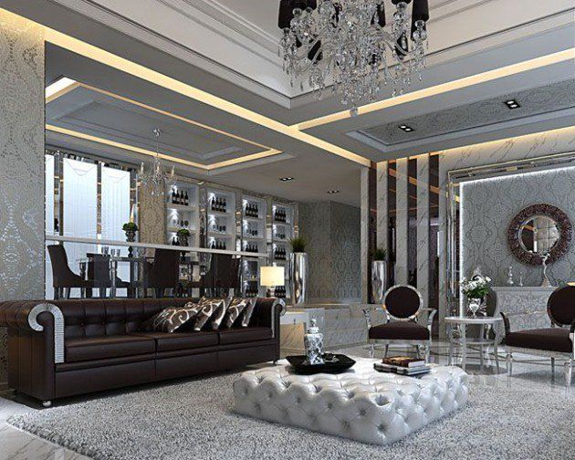 18 Luxury Interior Designs That Will Leave You Speechless Luxury