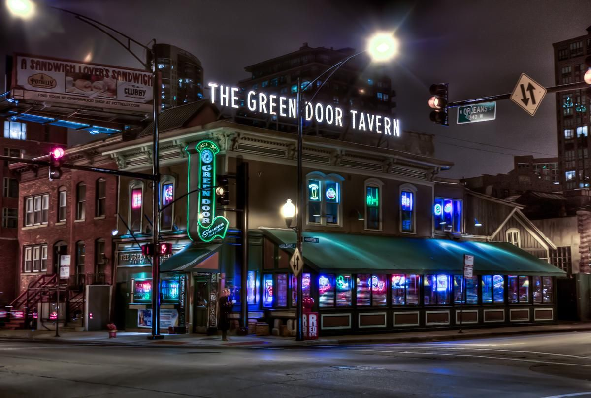 front door tavernGreen Door Tavern by Owen Whisenant  BAR AREA How to create a
