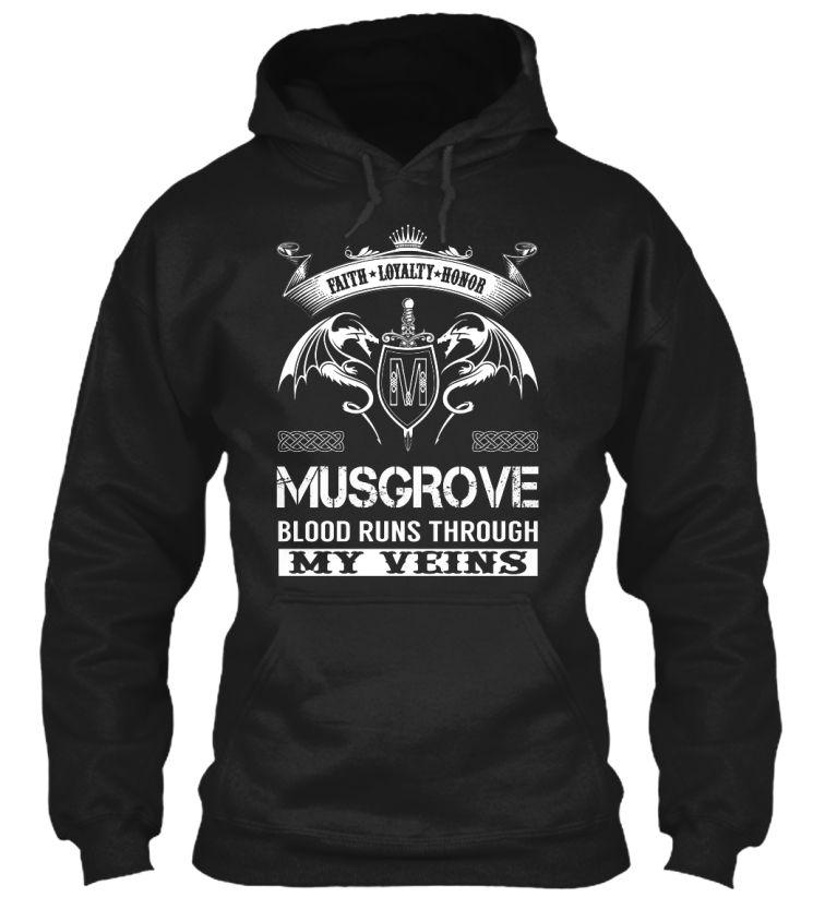 MUSGROVE - Blood Runs Through My Veins