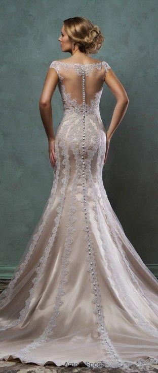Amelia Sposa 2016 | Hochzeitskleid, Brautkleid ...