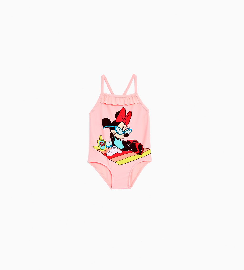 c1cb7af09601d MINNIE MOUSE SWIMSUIT-ACCESSORIES-BABY GIRL | 3 months-4 years-KIDS-SALE |  ZARA United Kingdom