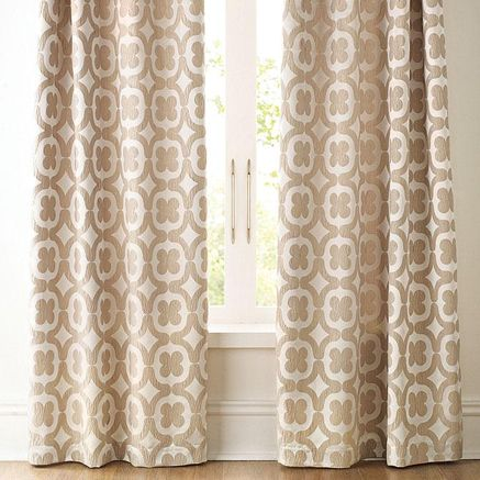 Sears Quot Crinkled Flower Quot Curtains Also Available In Light
