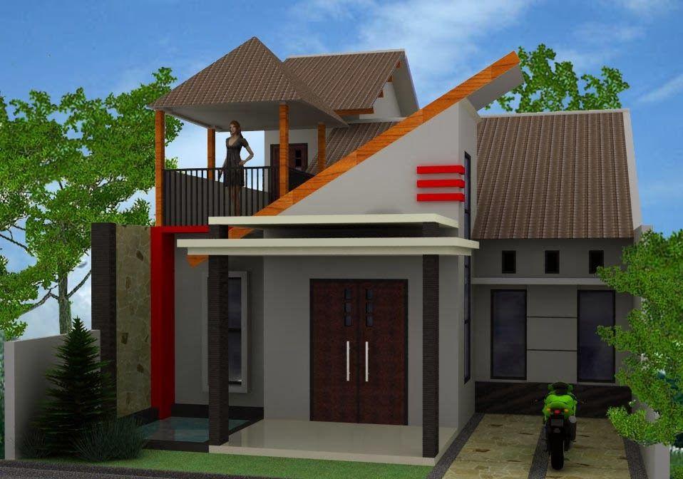 Minimalist Home Design Type 36