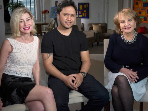 """Controversial couple Mary Kay Letourneau and Vili Fualaau are celebrating their 10-year wedding anniversary with an exclusive """"20/20"""" interview with Barbara Walters. See the pic!"""