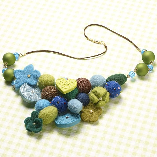 Craft Ideas Inspirational Projects Hobbycraft Felt Jewelry Jewelry Tutorials Free Hobbies And Crafts