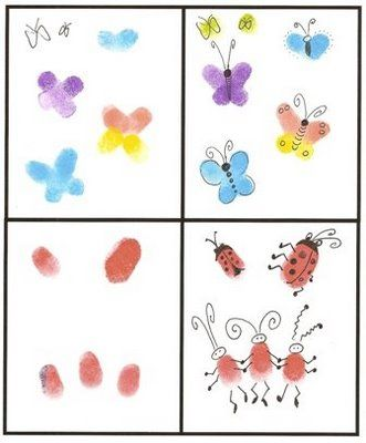 More pretty fingerprint art