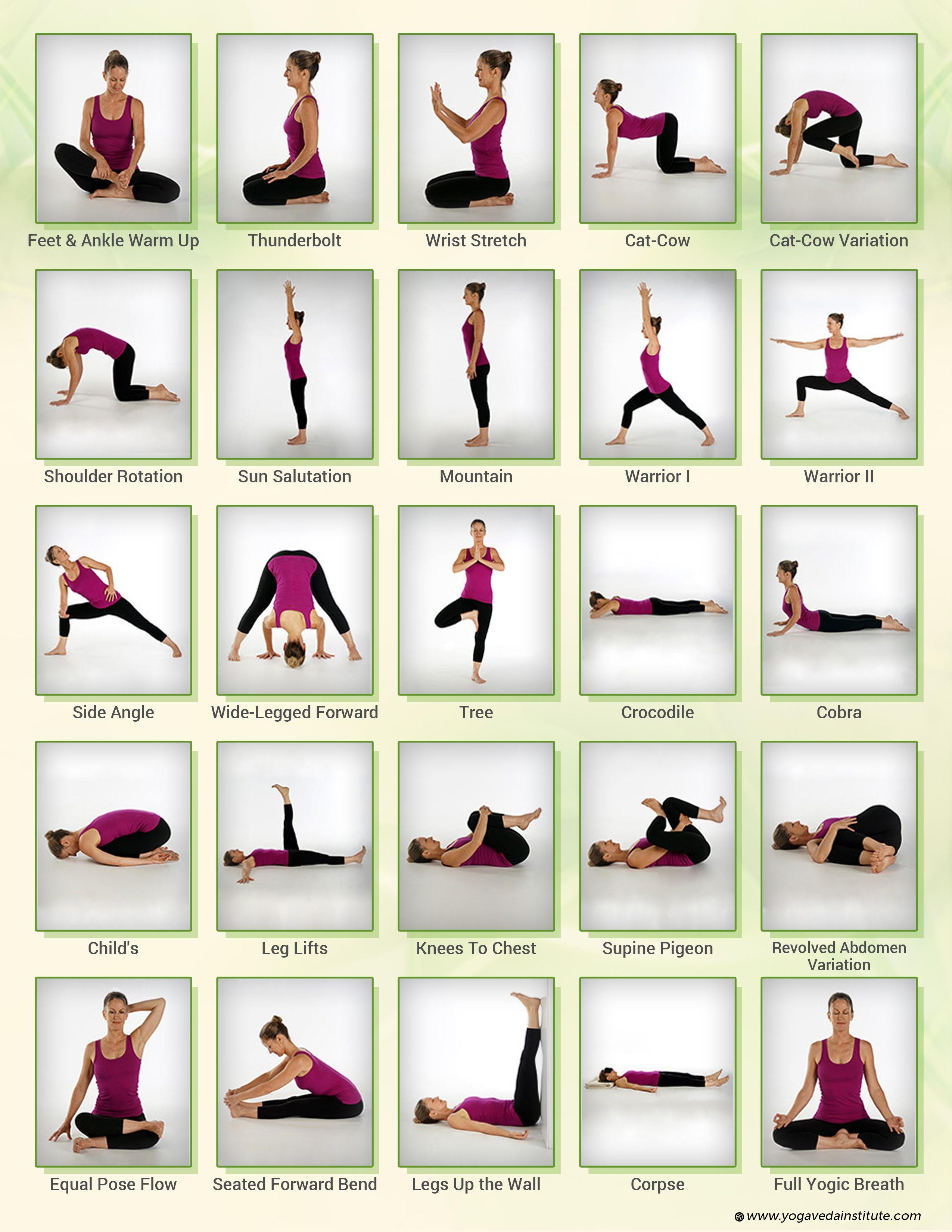 VATA Pacifying Yoga