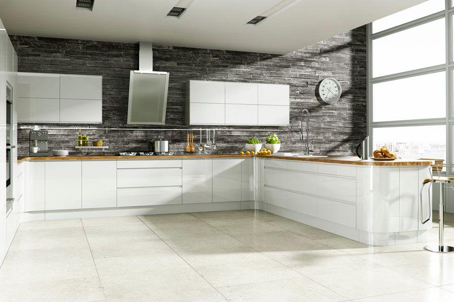 Home design, Astonishing Grey Slate Wall Design For Nice Modern