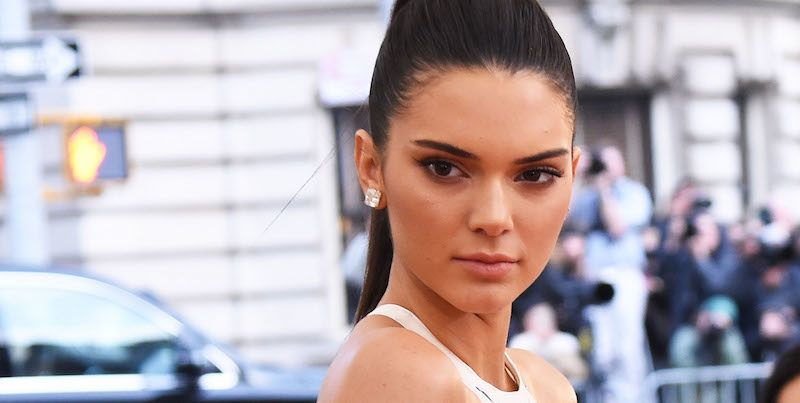 nice Kendall Jenner Landed Another Stunning Vogue Cover