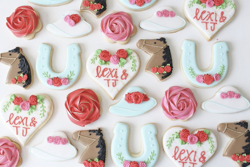 Image Result For Horseshoe Sugar Cookies Kentucky Derby Party
