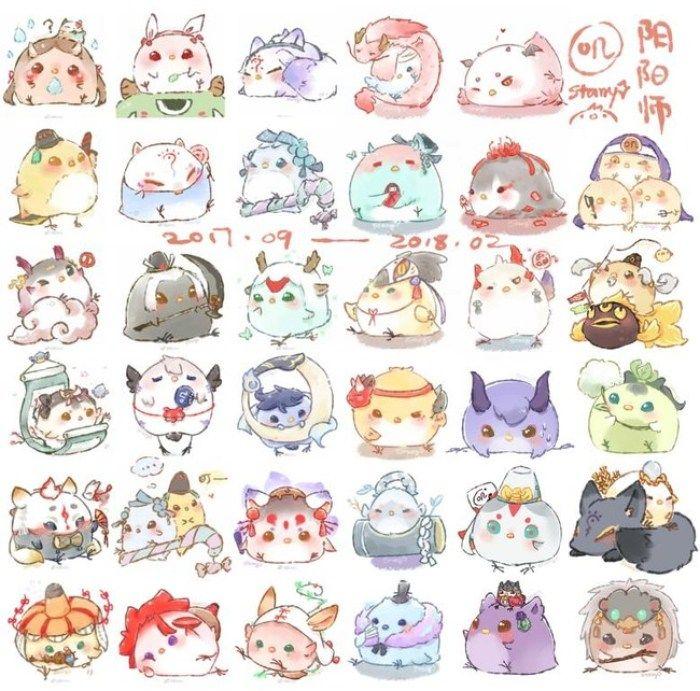 陰陽師 おしゃれまとめの人気アイデア Pinterest Kurogoma 陰陽師 茨木童子 韓国 可愛い イラスト