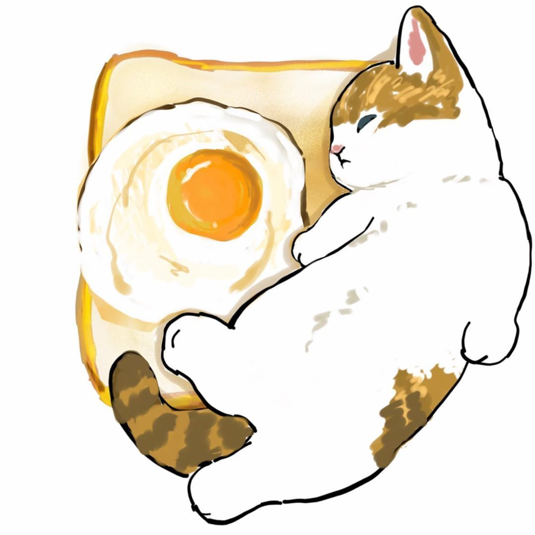 Photo By ぢゅの デザフェスb 219 On March 06 2020 In 2020 Cute Animal Drawings Kitten Art Cute Art