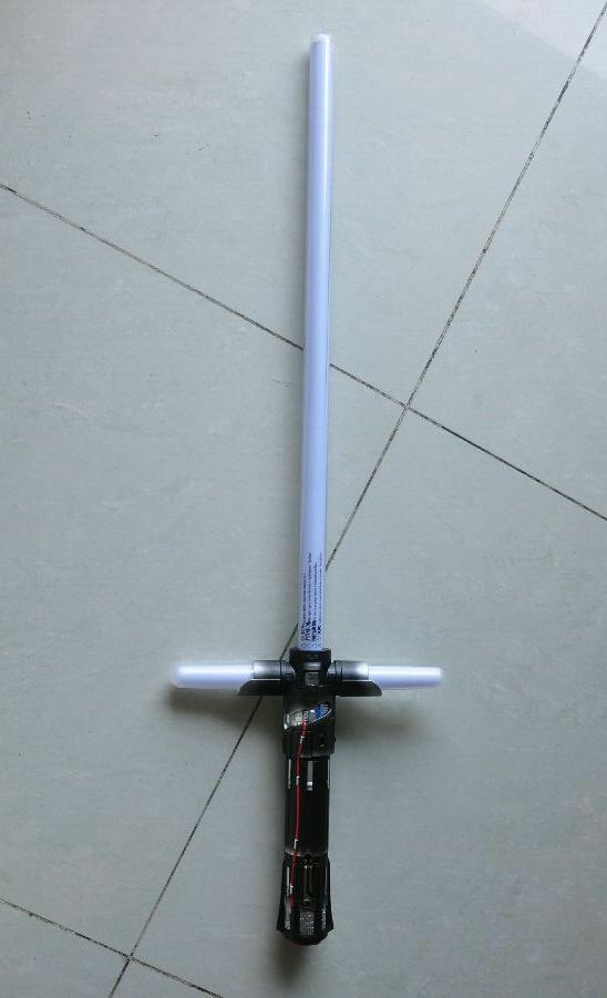 Star Wars The Rise Of Skywalker Kylo Ren Force Fx Elite Lightsaber Prop Replica Lightsaber Prop Replica Prop Lightsaber