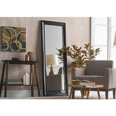 www.target.com p peyton-leaner-floor-mirror-black-threshold - A ...