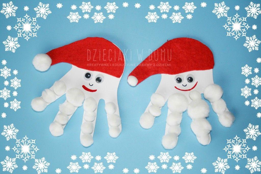 Święty Mikołaj tuż tuż - Dzieciaki w domu #activitemanuellenoelmaternelle