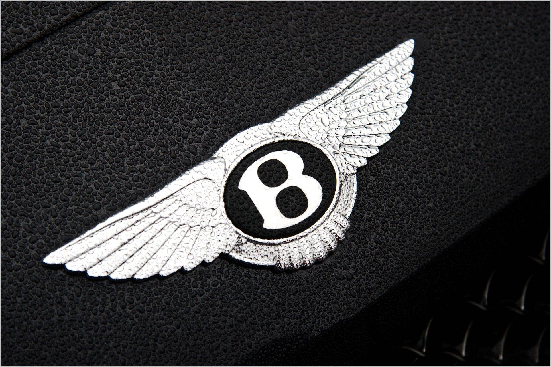 Bentley Logo 4k Wallpaper