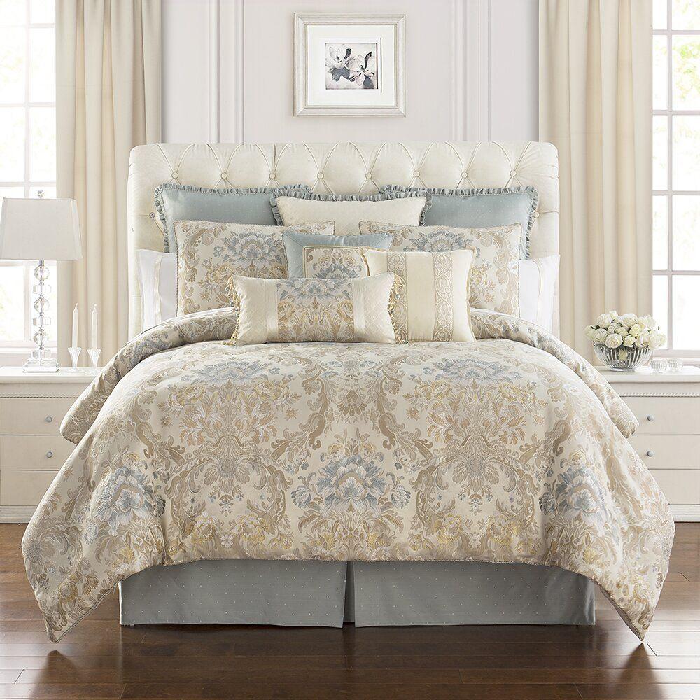 Warren Comforter Set Comforter Sets Luxury Bedding King Comforter Sets