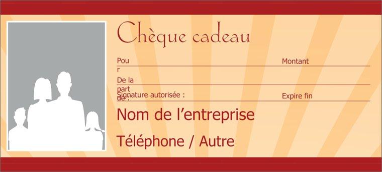 Cheques Cadeaux Modeles Et Graphismes Vistaprint Bon Cadeau Restaurant Cheque Cadeau Modele Cheque Cadeau