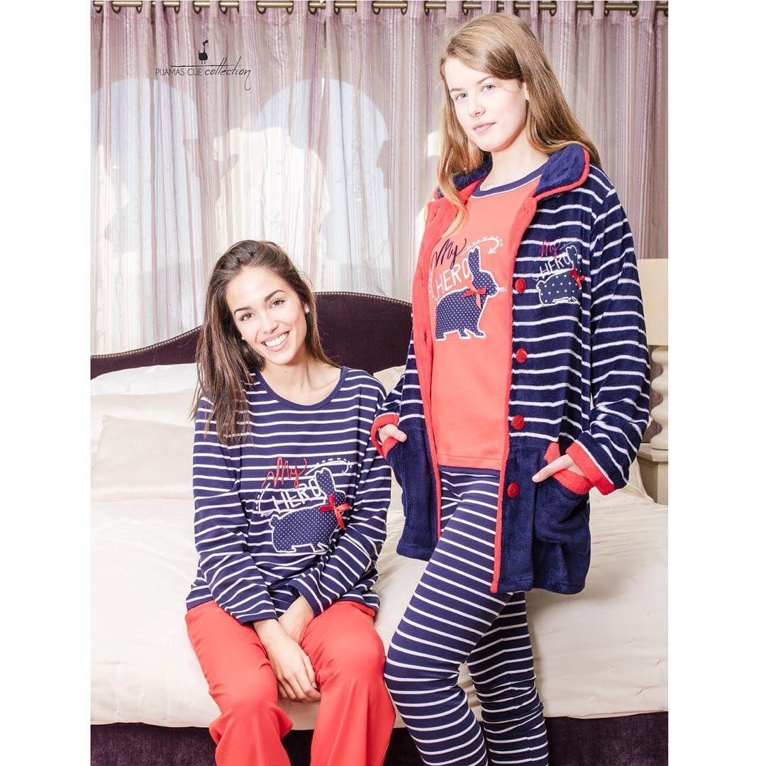 7f978f50cc1a8 Quien dijo que lo marinero era solo del verano   nuevacoleccion   otoñoinvierno17  pijamascue