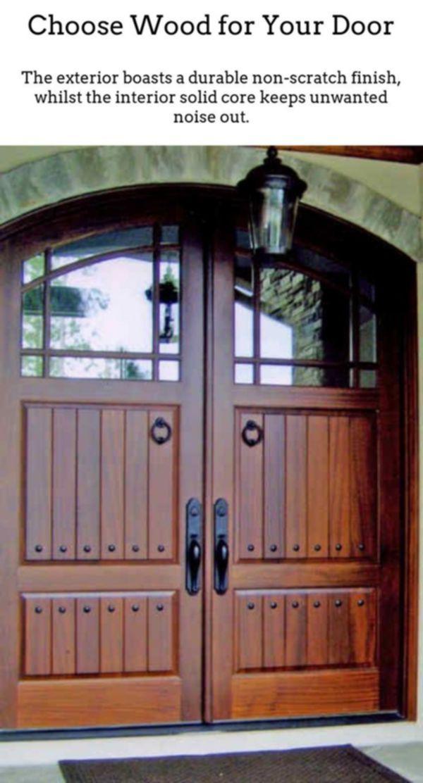Interior Door Design Solid Wood French Doors Indoor Panel Doors