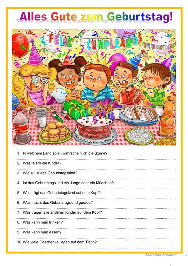 Bildbeschreibung - Alles Gute zum Geburtstag   german   Pinterest ...