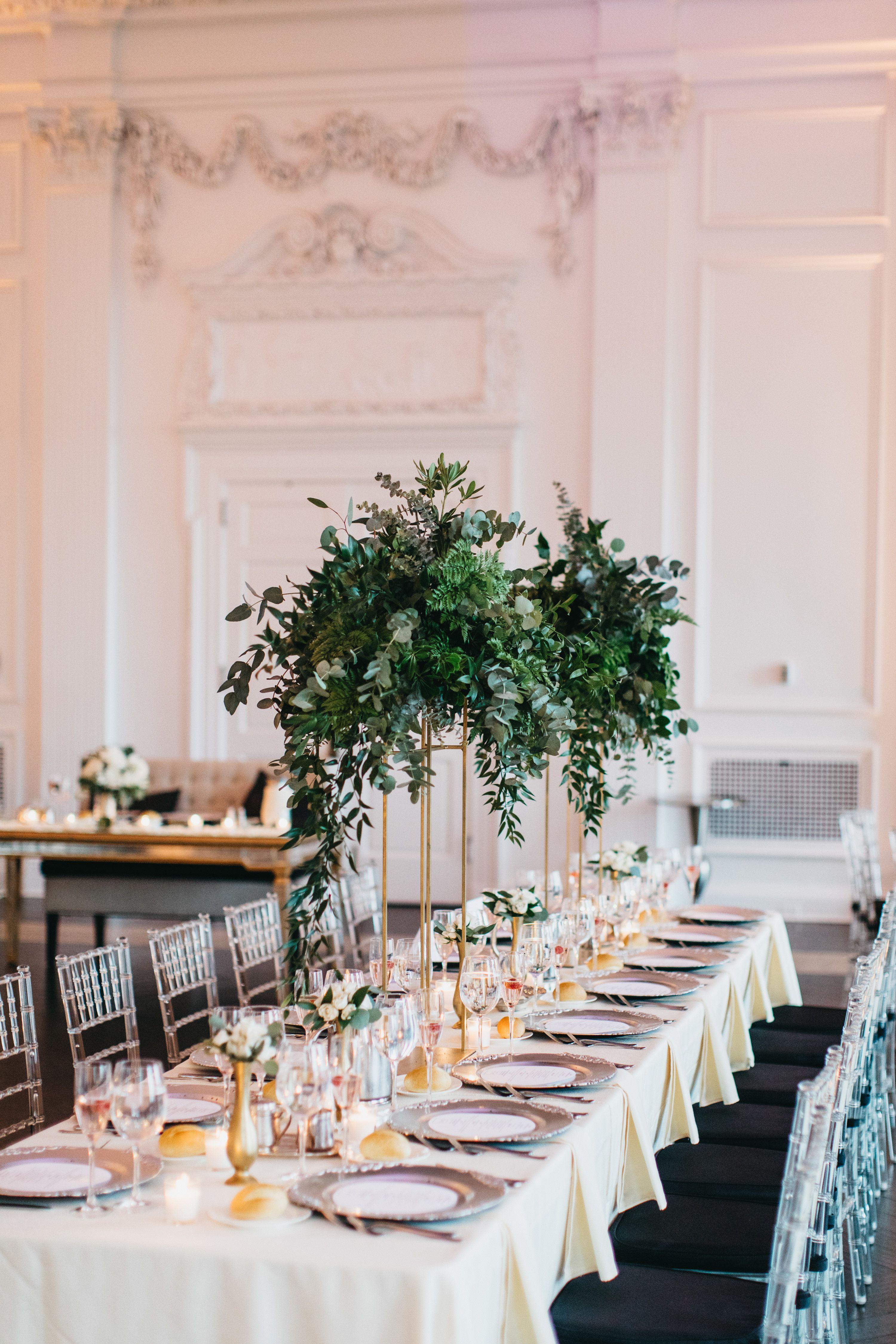 29++ Wedding round table decor pinterest ideas